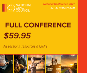 Conference Tickets Full Price